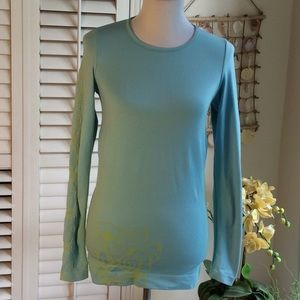 Athleta Long Sleeve Top Size M
